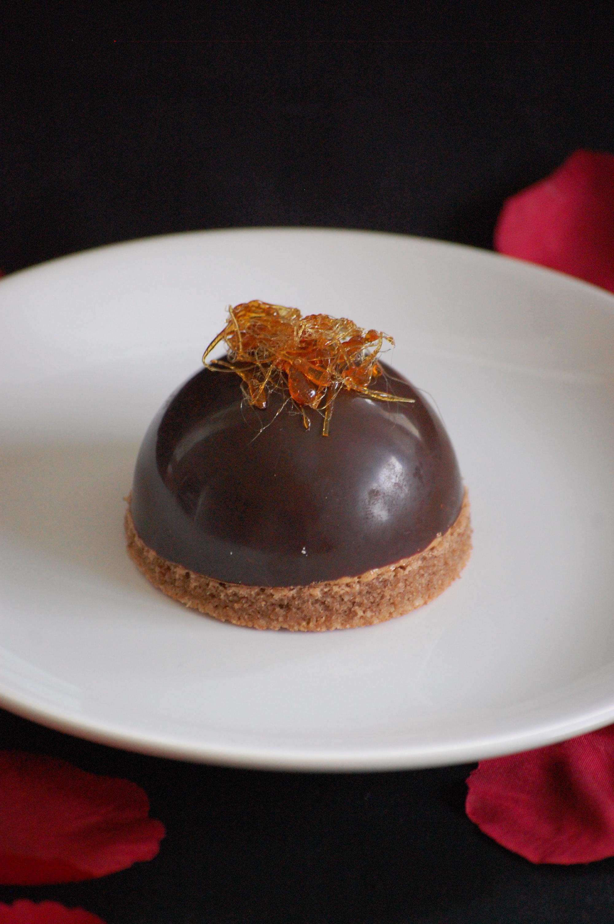 Spheres En Chocolat Chocolate Sphere